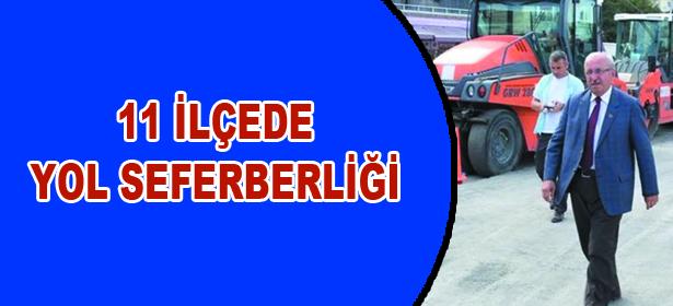 YOL SEFERBERLİĞİ