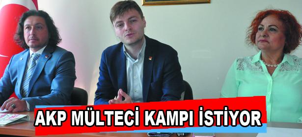 AKP M�LTEC� KAMPI �ST�YOR