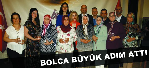 BOLCA'DAN EN ANLAMLI İFTAR