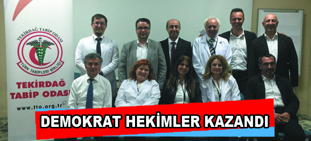 DEMOKRAT HEK�MLER KAZANDI