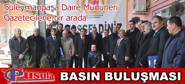 M�D�RLER BASINLA BULU�TU