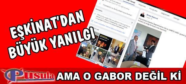 AMA O GABOR DE��L K�