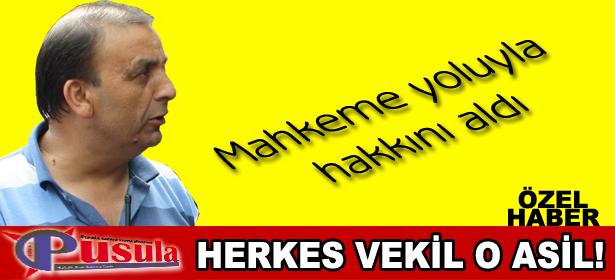 HERKES VEK�L O AS�L!