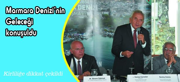 Marmara Denizi'nin geleceği
