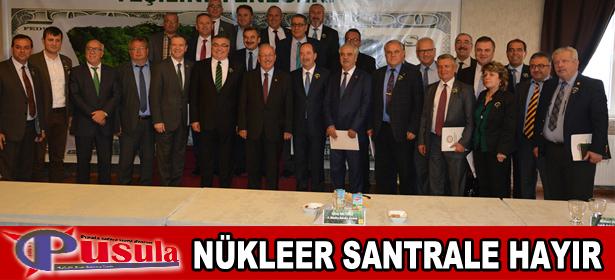 N�KLEER SANRALE HAYIR