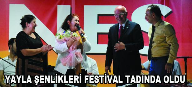 KARADENİZ ŞENLİKLERİ FESTİVALİ ARATMADI