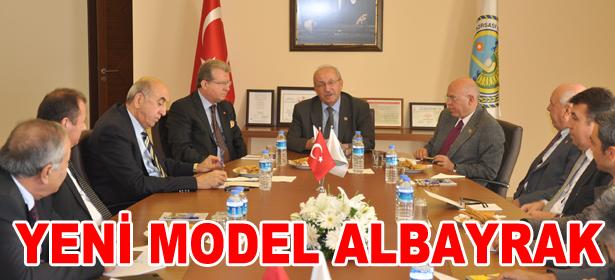 YEN� MODEL ALBAYRAK