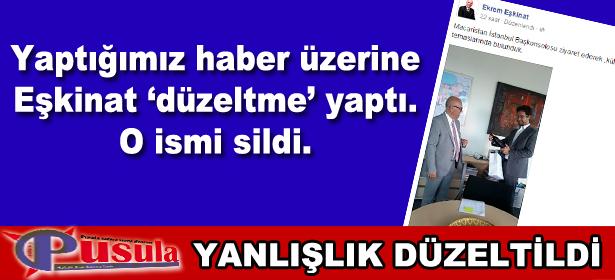 YANLI�LIK D�ZELT�LD�