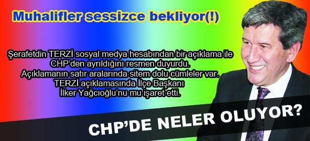 TERZİ'DEN SİTEM DOLU AÇIKLAMA