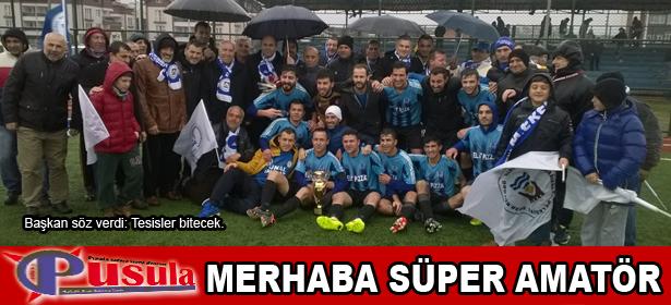 MERHABA S�PER AMAT�R