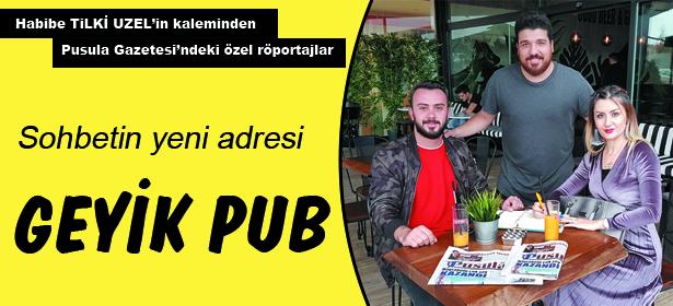 GEYİK PUB