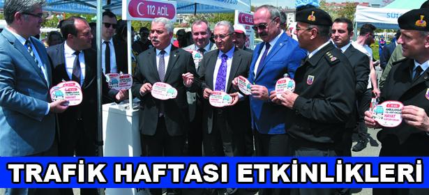 TRAFİK HAFTASI ETKİNLİKLERİ
